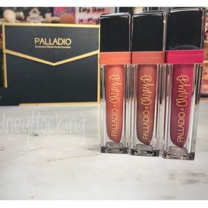 Limited Edition: PR Set Casey Holmes Collection 💄